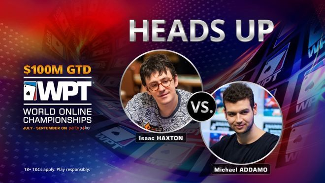 WPT WOC Heads-Up