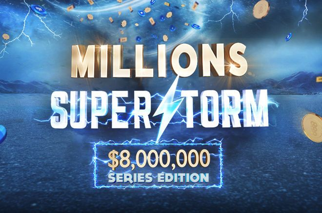 Millones de Superstorm en 888poker