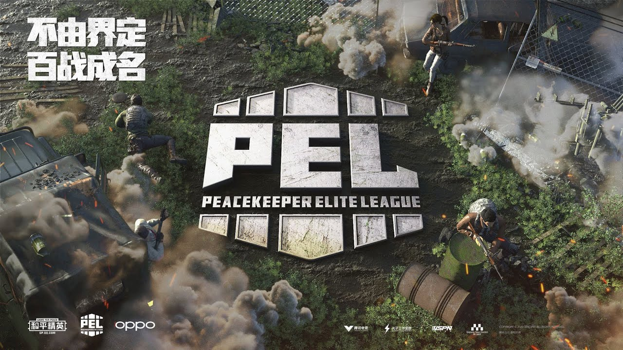Cómo ver la temporada 3 de la Peacekeeper Elite League