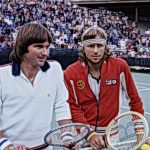 Jimmy Connors supera a Bjorn Borg para escribir historia en Flushing Meadows