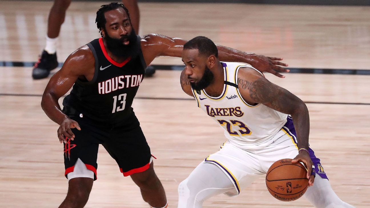 LeBron James lleva a los dominantes Lakers de Los Ángeles a la final de la Conferencia Oeste