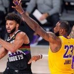 LeBron James de los Angeles Lakers apaga a Jamal Murray en 'tiempo de ganar'