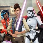 Los Sims 4 Star Wars: Journey to Batuu