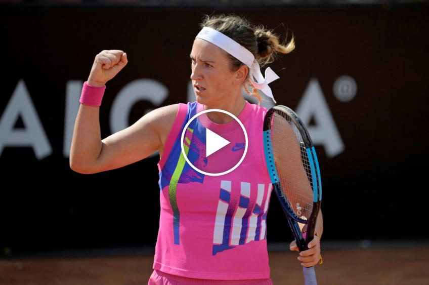 Resumen de Victoria Azarenka vs Venus Williams