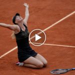 Carrera Grand Slam de Maria Sharapova
