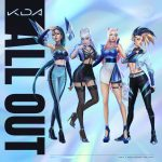 "El grupo de K-pop de League, K / DA, comparte un adelanto del próximo video musical de ""MORE"""
