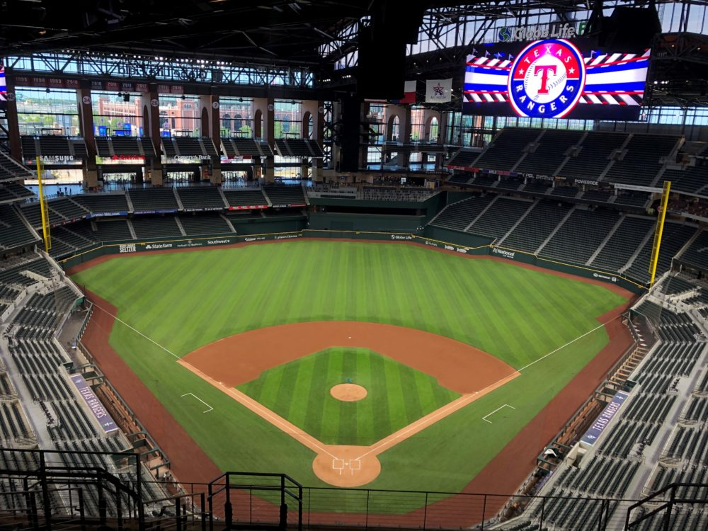 Texas Rangers' Globe Life Field Has 22 AV Closets—but No Fans to Enjoy It in 2020 - Commercial Integrator