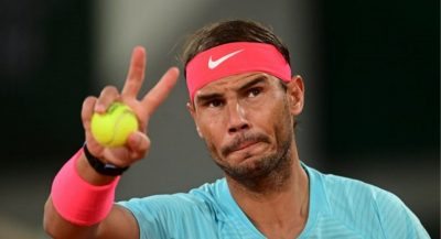 Rafael Nadal directo a la final del French Open