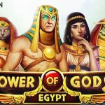Wazdan lanza la segunda ranura de la serie Power of Gods: Power of Gods: Egypt