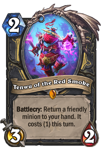 1604980973 88 Tenwu of the Red Smoke se une a Hearthstones Madness