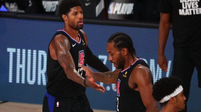 Paul George, Clippers, Kawhi Leonard, Rumores de intercambio de la NBA, Warriors