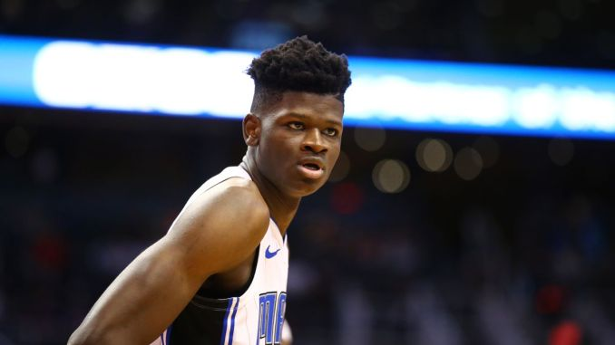 Mo Bamba, Orlando Magic, Oklahoma City Thunder, rumores de la NBA