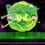 Rick y Morty Wubba Lubba Dub Dub lanzado por Blueprint Gaming Limited