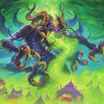 Todas las cartas reveladas de Hearthstone's Madness at the Darkmoon Faire expansión