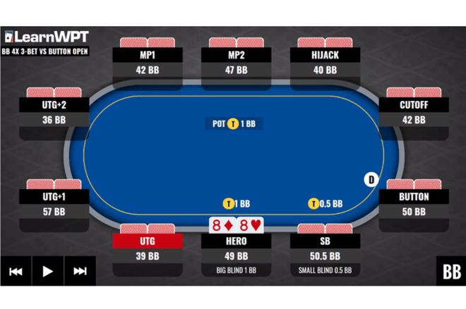 WPT GTO Trainer Hands of the Week: 3-Betting Vs the Button