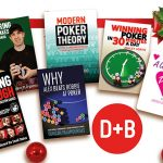 Regalo navideño de PokerNews 2020 n. ° 1: libros de D&B Poker