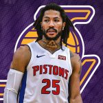Un intercambio intrigante para los Lakers para emparejar a Derrick Rose y LeBron