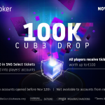 ¡Boletos gratuitos de SNG Select en SU ​​cuenta Run It Once Poker!