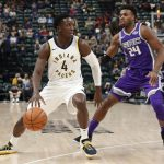 Este intercambio de Kings-Pacers presenta un intercambio de Hield, Oladipo