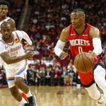 Este intercambio de Rockets-Wizards cambia Westbrook, Wall