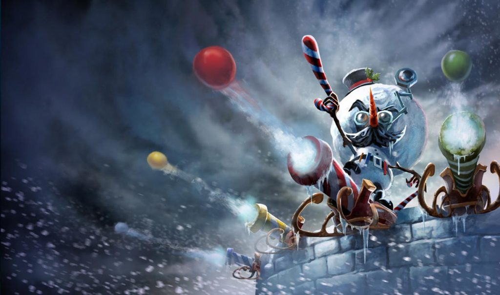 1609152809 120 Los mejores aspectos de League of Legends Snowdown