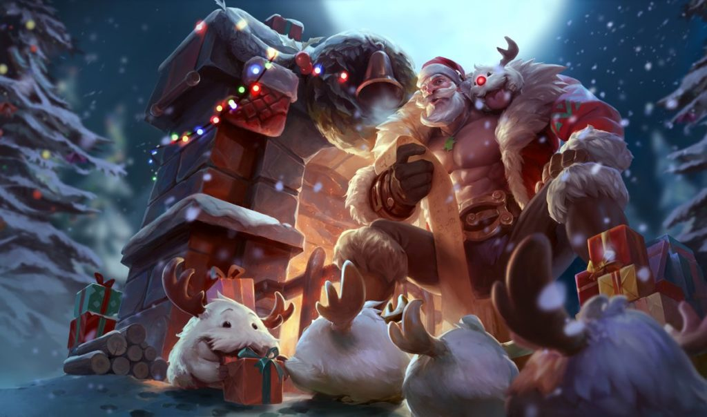 1609152809 179 Los mejores aspectos de League of Legends Snowdown