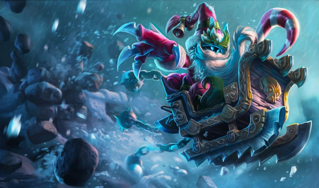 1609152809 400 Los mejores aspectos de League of Legends Snowdown