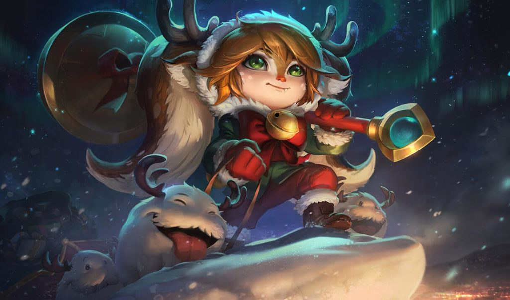 1609152809 637 Los mejores aspectos de League of Legends Snowdown