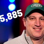 Mesa final del Main Event de las WSOP 2020: 8º puesto Gershon Distenfeld |  Videos