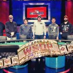 Mesa final del Main Event de las WSOP 2020 |  Videos