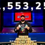 Joe Hebert, Campeón de la Mesa Final del Evento Principal de las WSOP 2020 |  Videos