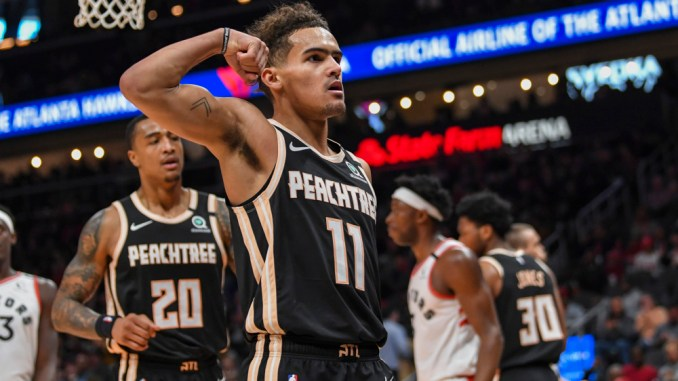 Trae Young, Hawks, Jazz, rumores de intercambio de la NBA