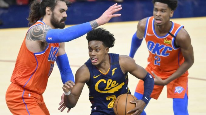 Collin Sexton, Cleveland Cavaliers, New York Knicks, Rumores de la NBA