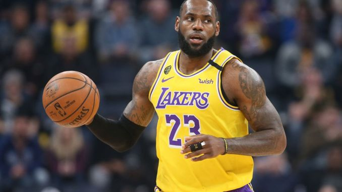 Rumores de la NBA, LeBron James