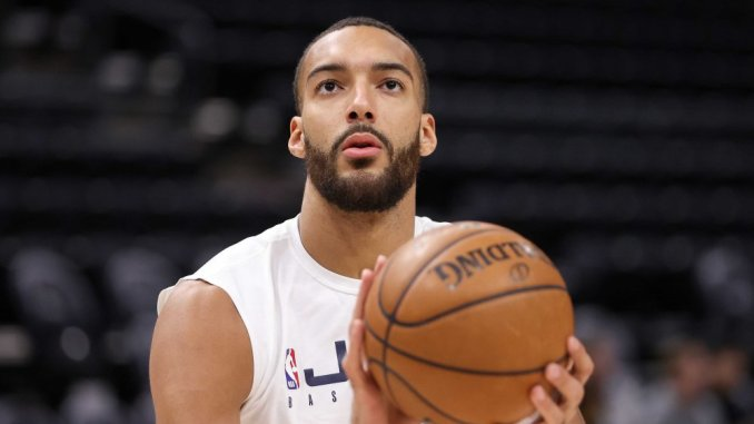 Rudy Gobert, Boston Celtics, Utah Jazz, rumores de la NBA