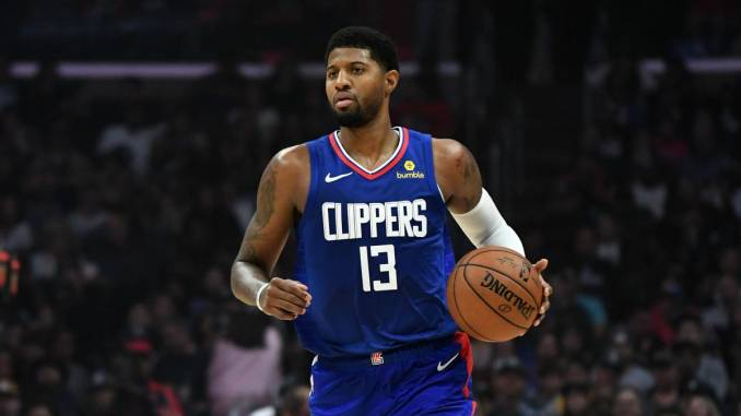 Paul George, Brooklyn Nets, Los Angeles Clippers, Miami Heat, New Orleans Pelicans, Philadelphia 76ers, Washington Wizards, Bradley Beal, Rumores de la NBA, Chicago Bulls, Warriors, Houston Rockets, Russell Westbrook, Dallas Mavericks, Luka Doncic
