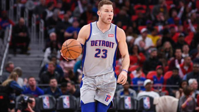 Blake Griffin, Brooklyn Nets, Detroit Pistons, NBA, Bucks, Giannis Antetokounmpo, Timberwolves, Warriors, Nuggets, Derrick Rose, Thunder, Clippers