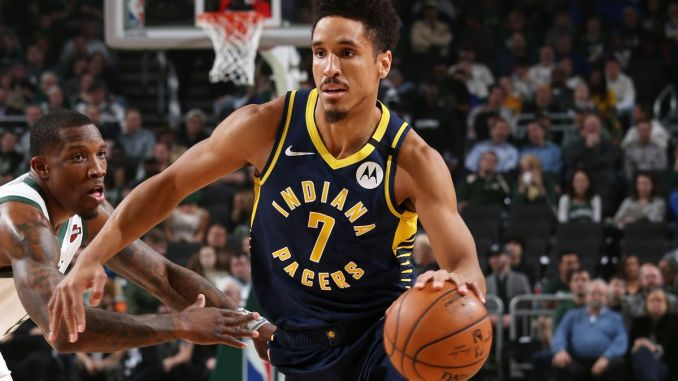 Malcolm Brogdon, Pacers, Lakers, Warriors, Stephen Curry