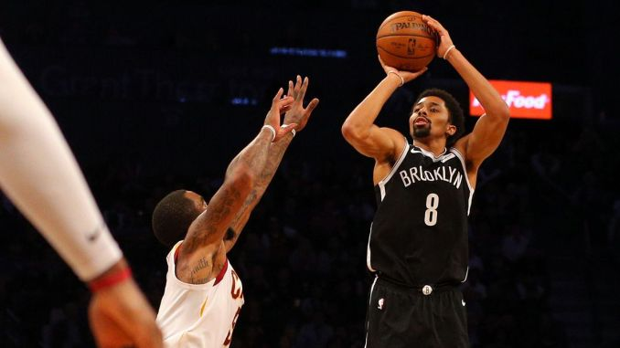 Spencer Dinwiddie, Brooklyn Nets, JR Smith, Cleveland Cavaliers, New York Knicks, Rumores de la NBA