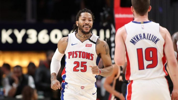 Derrick Rose, Detroit Pistons, Miami Heat, Rumores de intercambio de la NBA, Ben Simmons, Joel Embiid, Los Angeles Lakers, Los Angeles Clippers, Golden State Warriors, Brooklyn Nets, Kevin Durant, Kyrie Irving