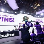 Los Angeles Gladiators agrega soporte flexible sesgado