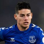 El Everton fichó a James Rodríguez en un fichaje libre, confirma el director de Football Brands