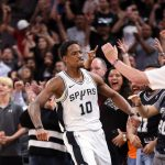 Este intercambio de Knicks-Spurs incluye a DeRozan, Aldridge