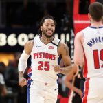 Este intercambio de Nets-Pistons presenta a Derrick Rose a Brooklyn