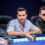 Dario Sammartino lidera la última mesa final de Super MILLION $