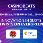 La serie CasinoBeats Innovation in Slots se lanza con Fresh Twists on Evergreen Titles