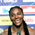 Dina Asher-Smith apunta a European Indoors