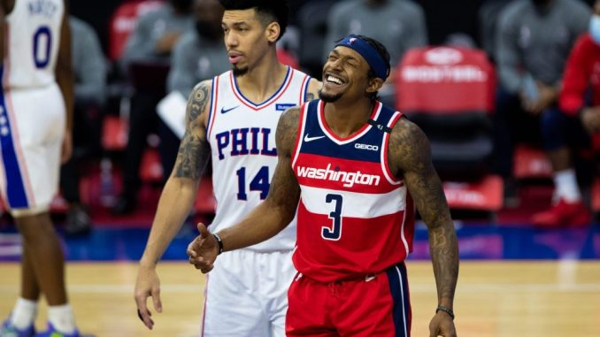 Washington Wizards, Chicago Bulls, Zach LaVine, Bradley Beal, rumores de la NBA