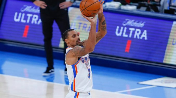 Oklahoma City Thunder, George Hill, Los Angeles Clippers, NBA Rumores