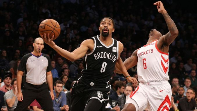 Spencer Dinwiddie, Suns, Brooklyn Nets, Kevin Durant, Kyrie Irving, Magic, Evan Fournier, Rumores de la NBA